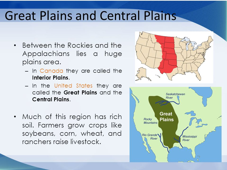 Chapter 4The United States and CanadaPhysical Geography ppt