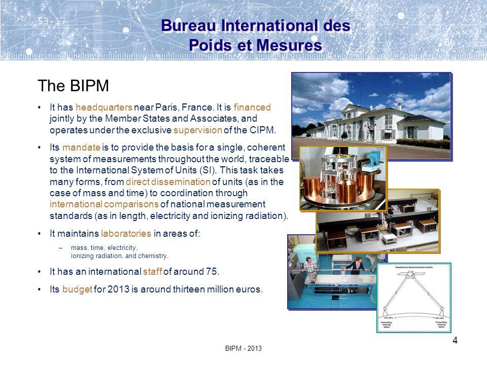 Bipm report to the 48th meeting ppt download - Bureau de change paris 4 ...