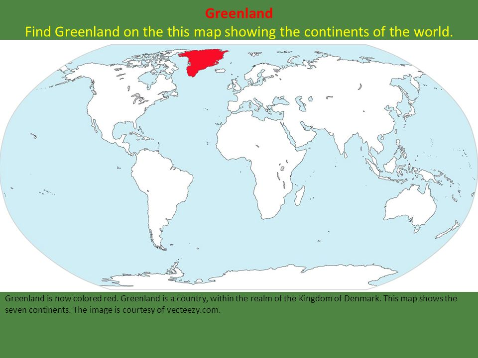 LEQ From What Continent Were The First Immigrants To North - Why is greenland not a continent