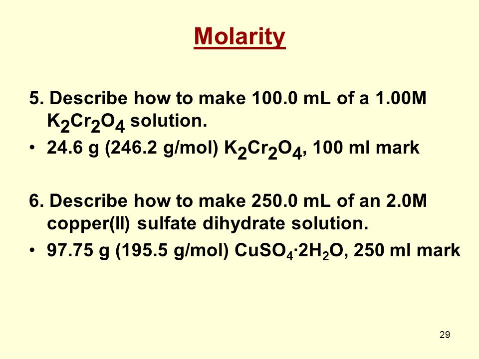 Chemical Reactions and Solution Stoichiometry Chapter-4 - ppt download