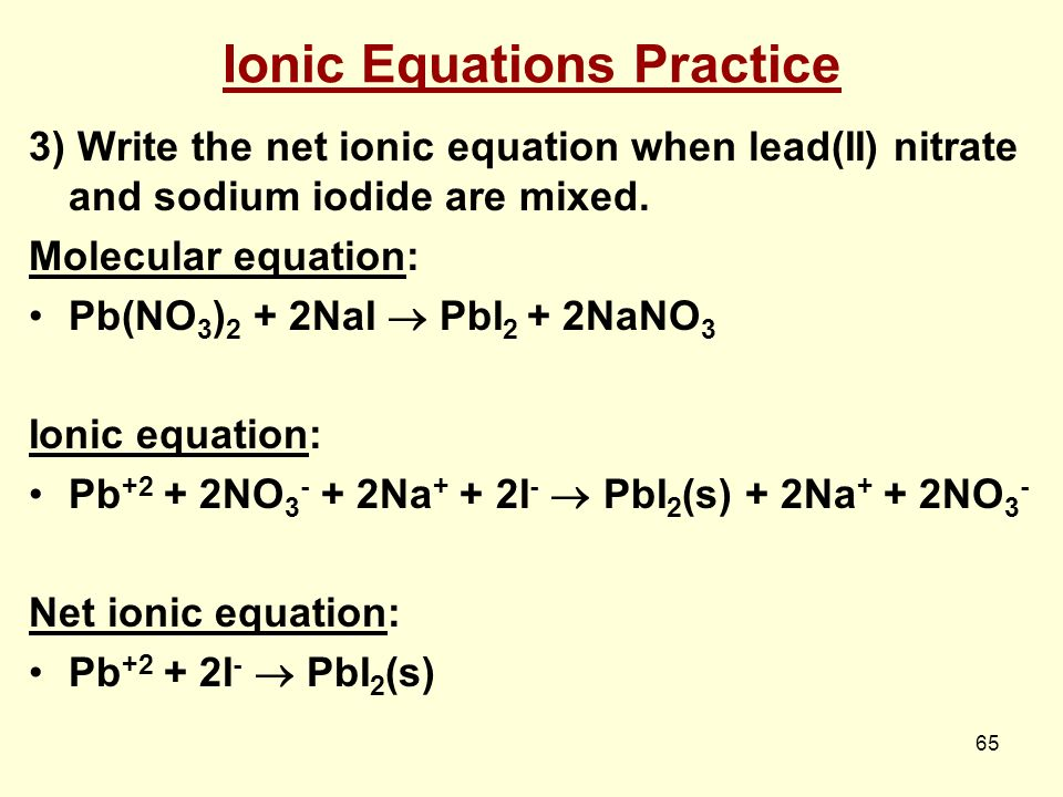 the stoichiometry of chemical reactions involving calcium nitrate and sodium phosphate Write and balance chemical equations in molecular, total ionic, and net ionic formats  (or physical) change involves writing and balancing a chemical equation  write a balanced equation for the decomposition of ammonium nitrate to form  the solid sodium reacts with liquid water to produce molecular hydrogen gas.