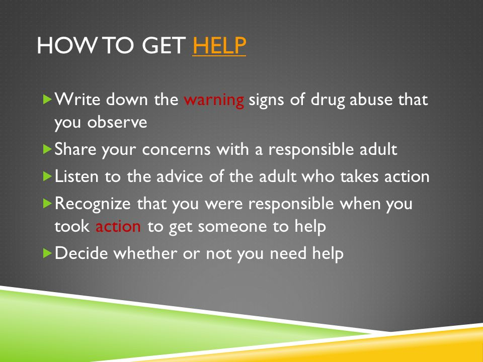 Severe addiction drug adult help