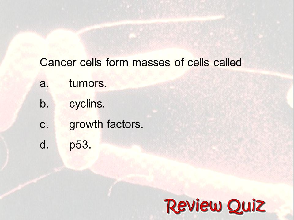 Chapter 5: Cell Growth and Division - ppt download