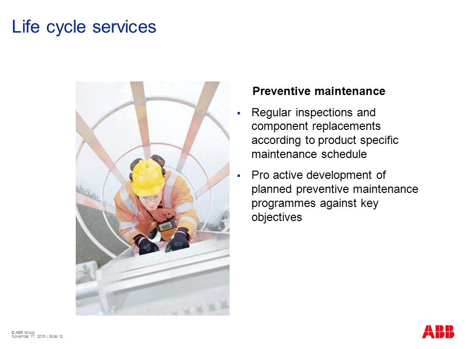 Life cycle services for automation products - ppt video ...
