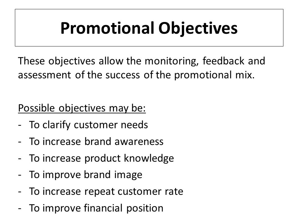 "describe the promotional mix used by two selected organisations essay ""how to establish a promotional mix or you can try a sales promotion, such as two-for-the-price-of-one select your promotional channels."
