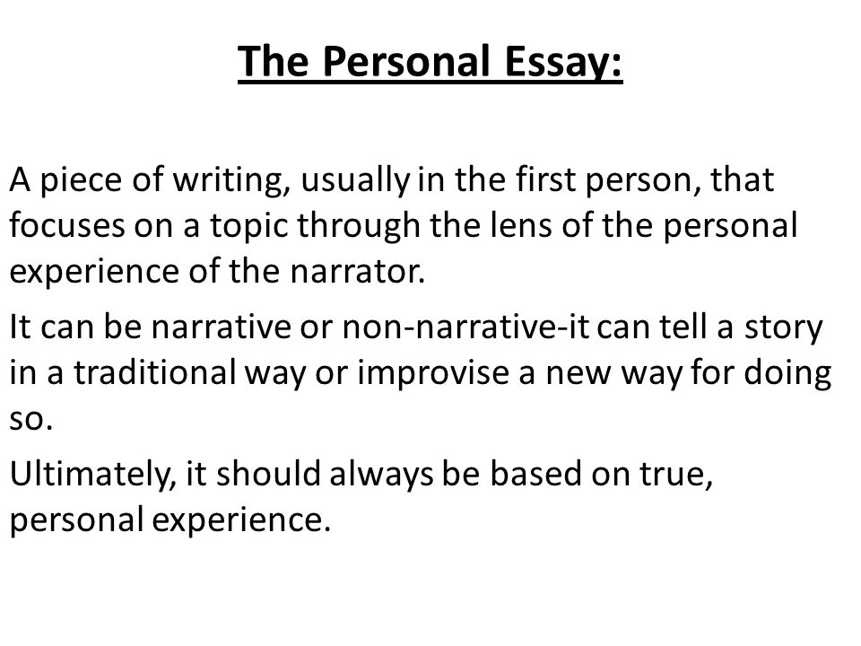 personal essay topic ideas Top persuasive essay topics to write about in 2018  the barrier between the social and personal level of thought  that essay topics are simply basic ideas that.