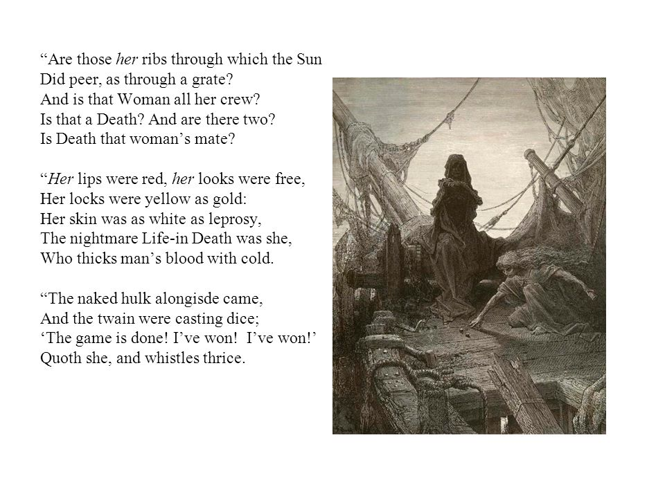 The Rime Of The Ancient Mariner - Poem by Samuel Taylor Coleridge