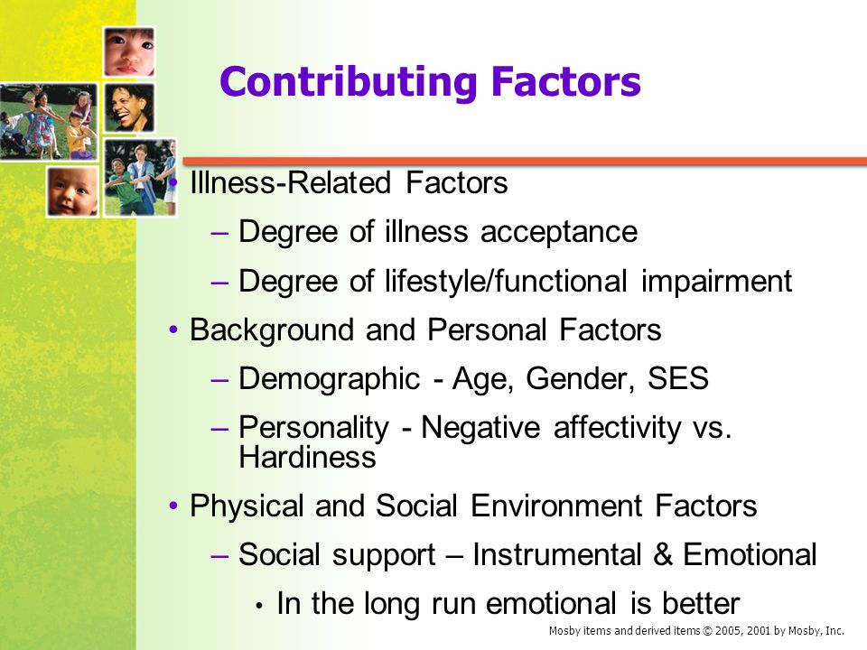 personal and business related factors associated with Personal and family factors associated with quality of life in adolescents with diabetes grey m(1), boland ea, yu c, sullivan-bolyai s objective: quality of life is an important criterion for assessing outcomes of treatment in chronic illness related to psychosocial well-being the purpose of this study was to evaluate the.