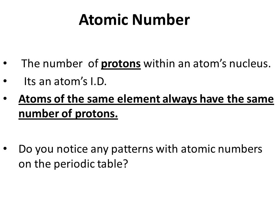Atomic number structure worksheet answers