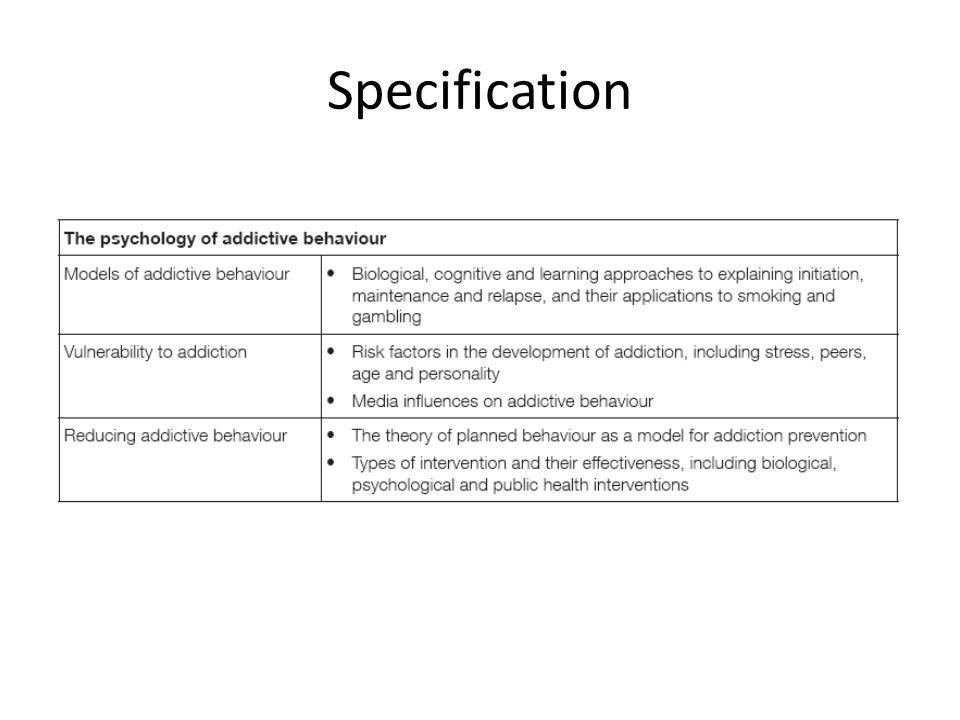 Addiction gambling personality theory gambling form 1040