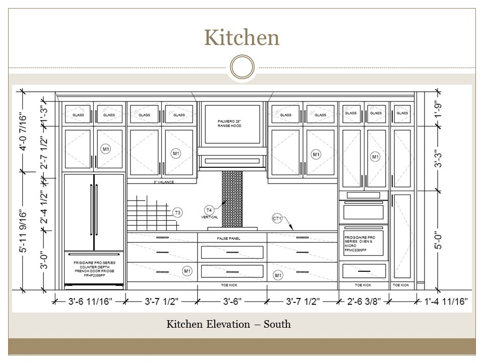 Kitchen Plan Elevation View : Elevations mcmillan villas may th ppt video online download