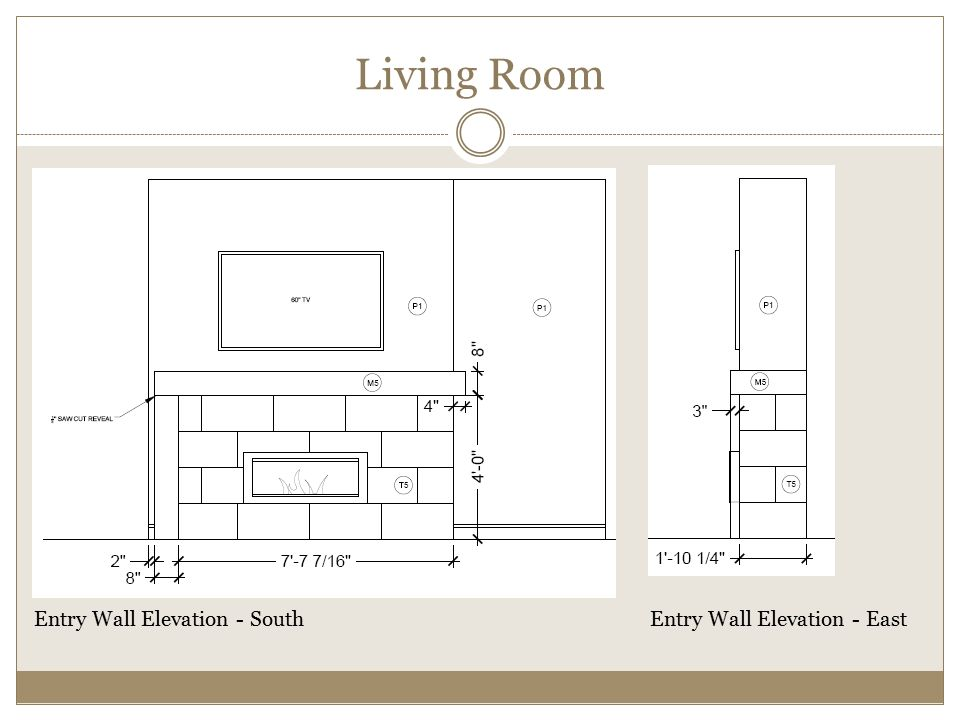 Elevations mcmillan villas may 30th ppt video online download for Living room elevation