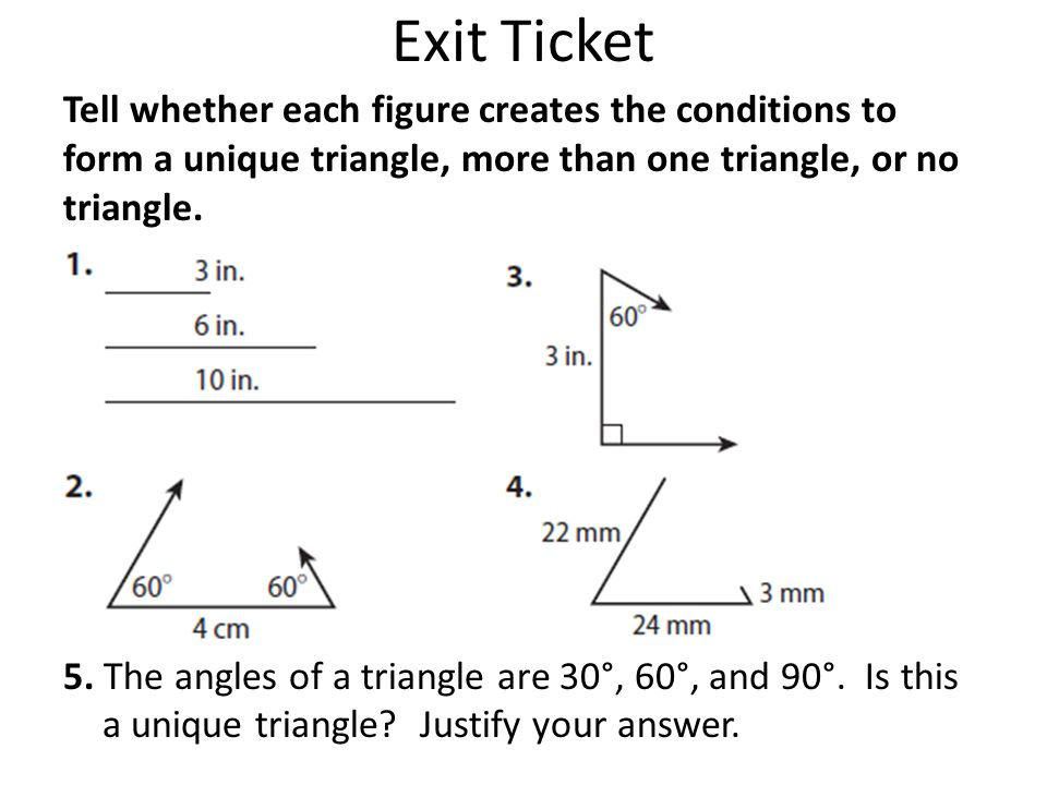 how to tell is a triangle is isosceles or ew