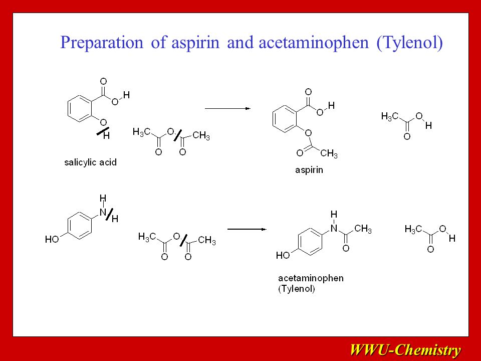 preparation of aspirin and oil of Aspirin is one of the  the packages or bottles are then boxed in larger cardboard boxes in preparation for  oil of wintergreen, and aspirin are.