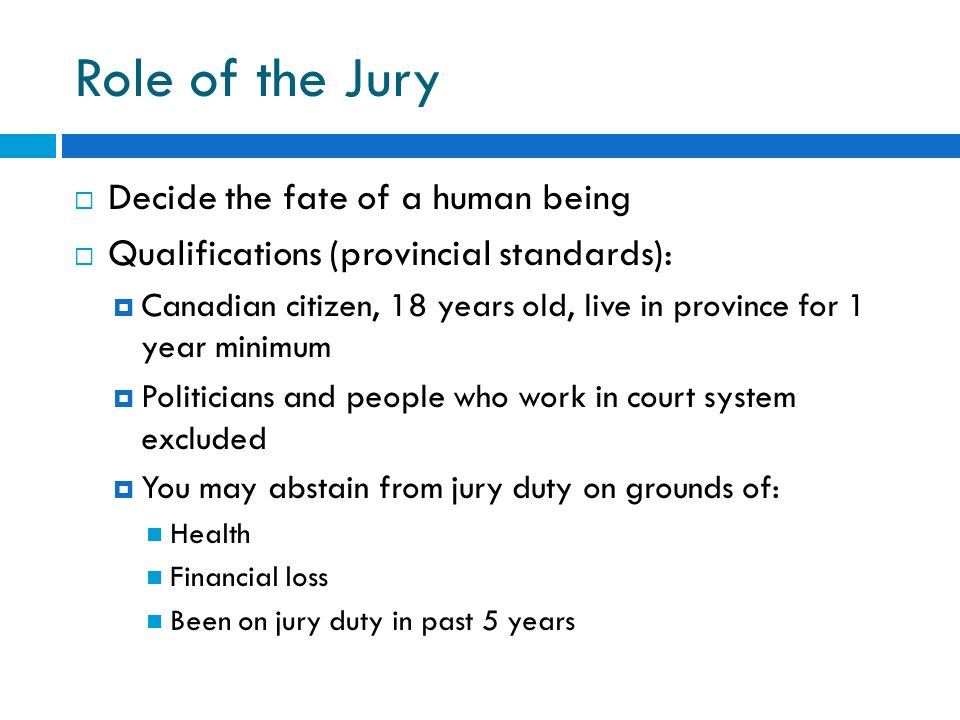 the role of the jury What is the role of a judge in: the role of the judge is to keep order or to tell you the sentence of the person in cases with a jury.