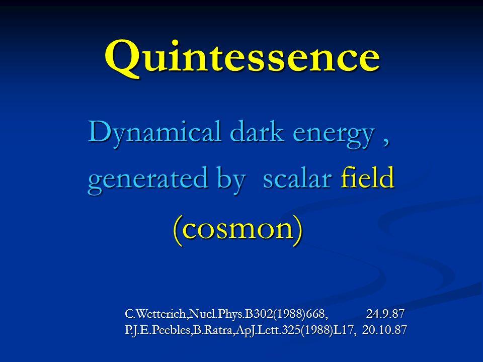 scalar field dark matter - photo #46