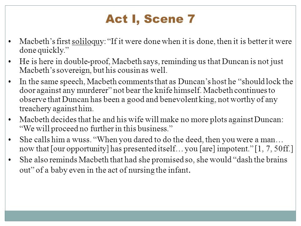 macbeth analysis scene 2 act 2 In act 2 scene 2 we hear of the murder of duncan, in macbeth duncan's murder happens happens off stage, perhaps to focus more significantly not on the act of death but the moral turmoil and.