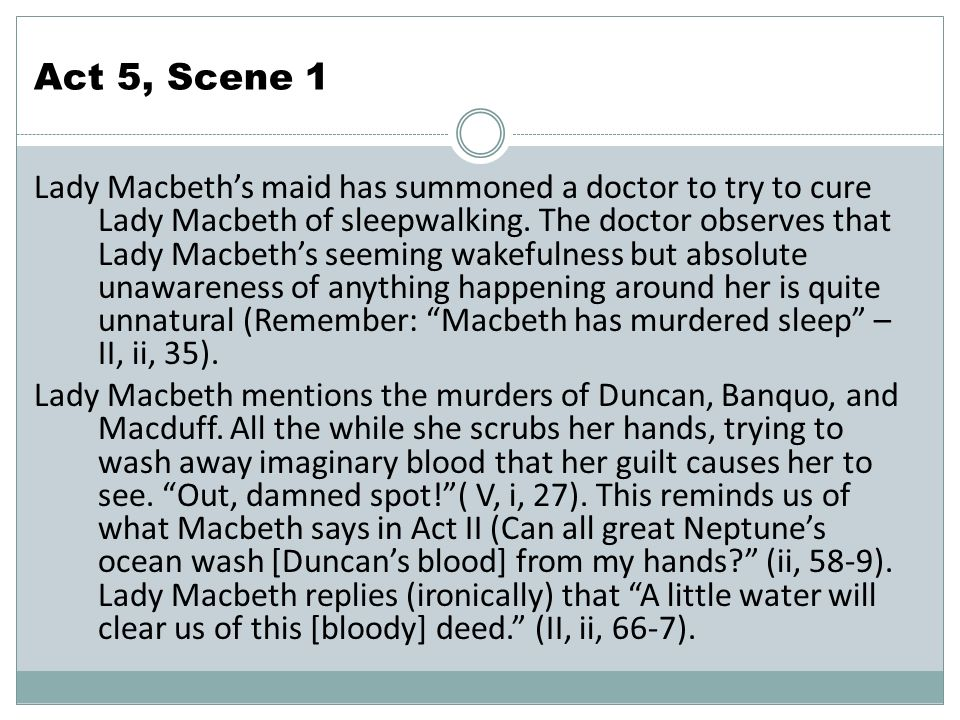 macbeth essays act 2 scene 2 I shall now evaluate the significance of act 2 scene 2 before this scene we know that macbeth has already killed king duncan we have been introduced to macbeth.