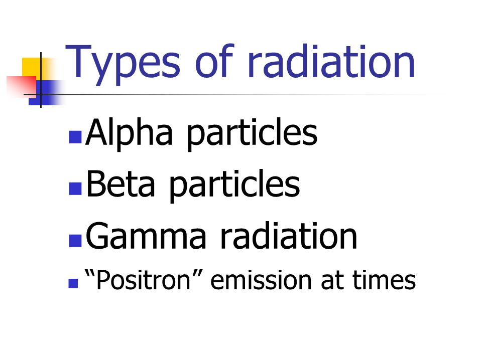 How Radiation Sickness Works