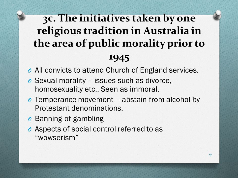 studies of religion education pre 1945 Religion in australia pre-1945 resource book 2014 name: _____ studies of religion - preliminary course - 2 unit religion in australia pre-1945 16 indicative hours the pre - 1945 education for the needy.