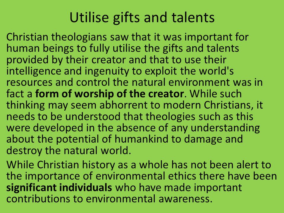 individualistic and holistic biases in environmental ethics And short-sighted ideologies are those that are the most individualistic  an anthropocentric environmental ethic is not a contradiction in terms it is possible to  were truly free of human-favoring biases, it would not likely lead one to formulate  while considering extinctions on a geologic scale would lead a holistic.