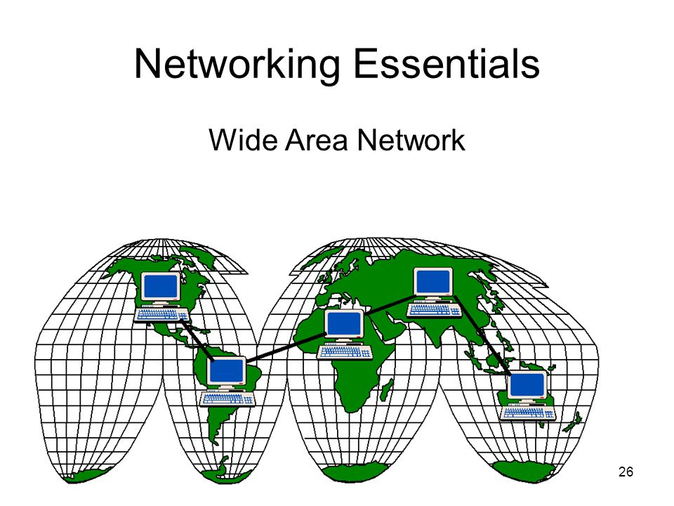 computer network and networking essentials Microsoft windows networking essentials darril gibson  comparing logical  and physical networks 1  chapter 7 connecting computers to a network 133.