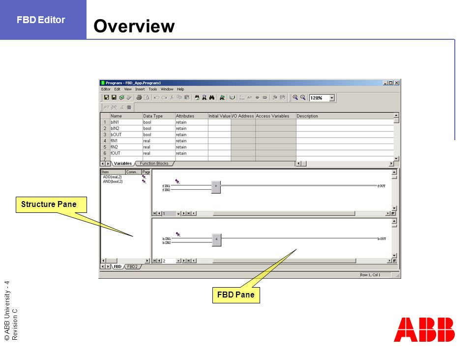 application component block diagram - Block Diagram Editor