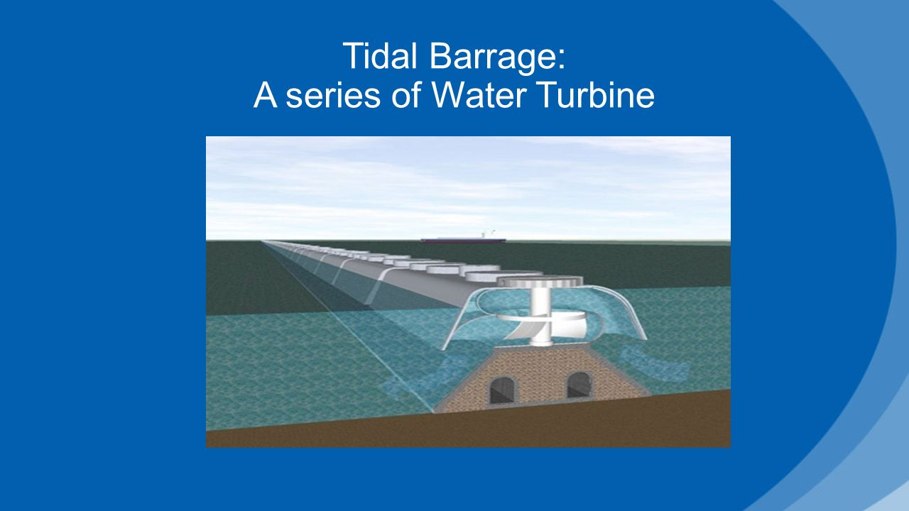 Generation Of Electricity Through Tidal Energy Ppt Download