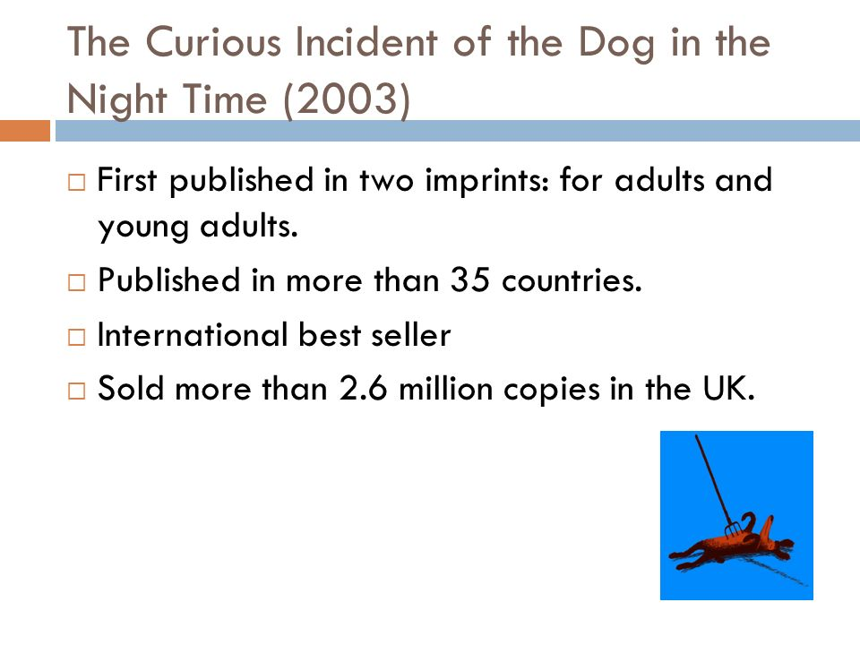 communication in the curious incident of The curious incident of the dog in the night  people with autism typically have problems with social interaction and communication,  in the curious incident,.
