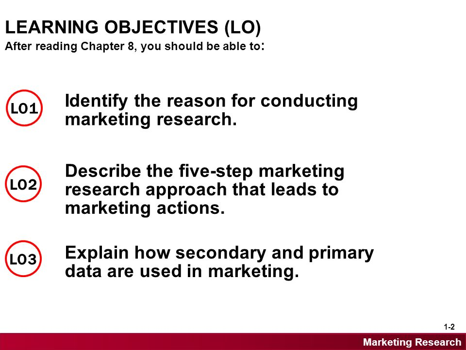five step approach to marketing research Is a systematic design, collection, analysis, and reporting of data relevant to a specific marketing situation facing an organization there is five- step approach to.
