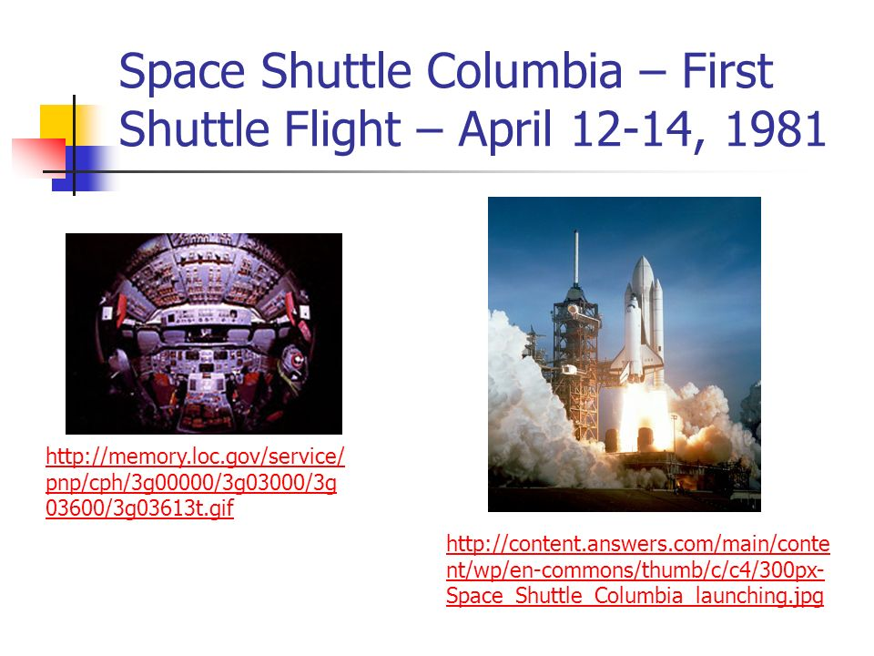 april 12 1981 space shuttle - photo #28
