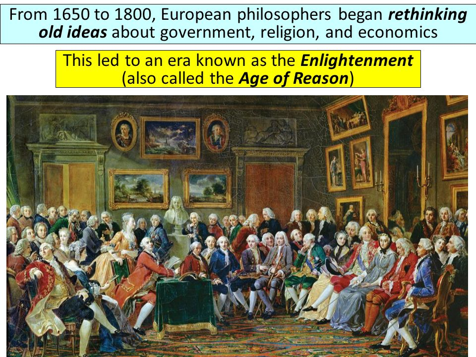 the aspects and new ideas of the enlightenment Were applied to all aspects of society,  key enlightenment ideas  great awakening & enlightenment created date.