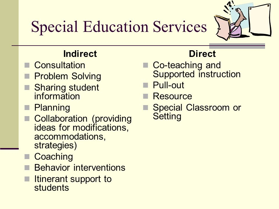 Collaborative Teaching For Special Education ~ So you want to do inclusion ppt download