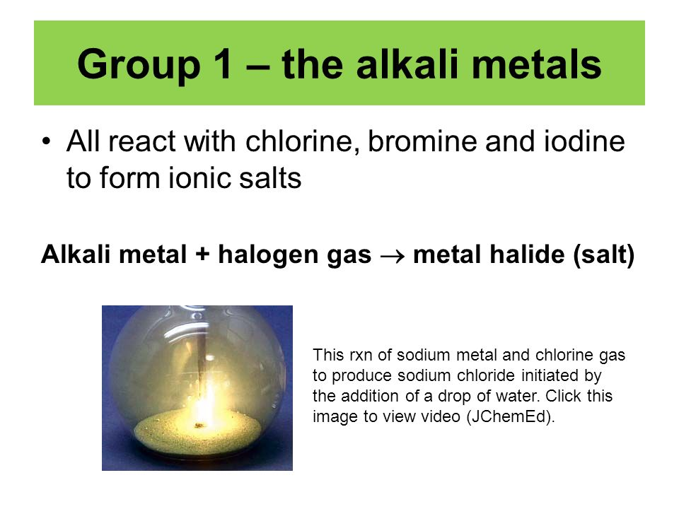 Periodic table periodic table alkali metals characteristics part 2 the periodic table and chemical properties of groups 1 7 periodic table periodic table alkali metals urtaz Gallery