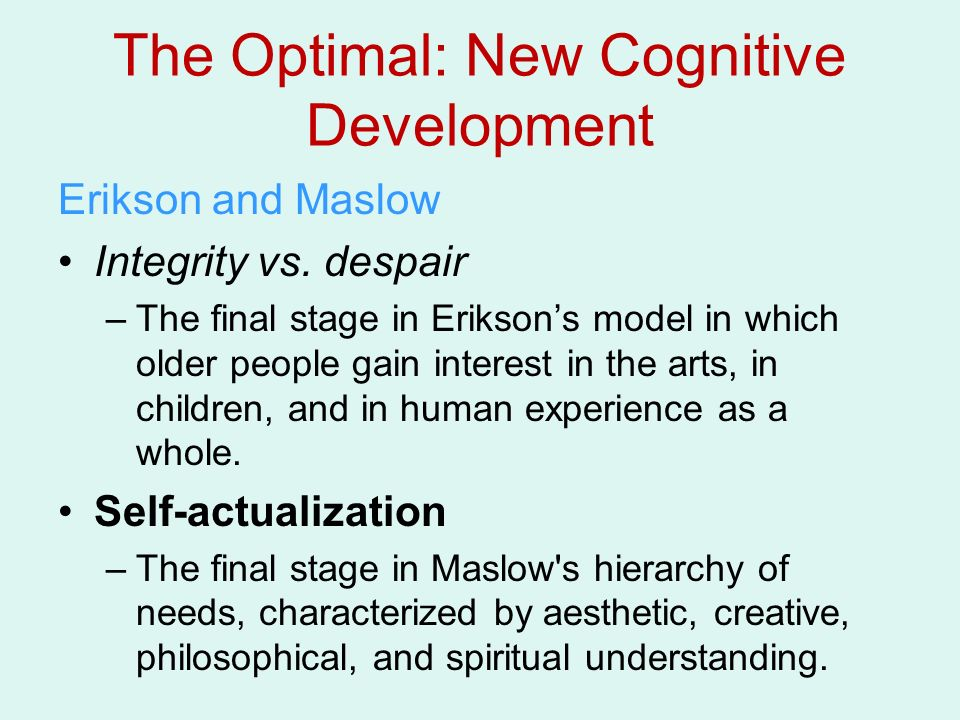 effects of aging on cognitive development Cognitive stimulation and training, including playing chess and speaking more than one language, can enhance cognitive reserve and convey protection against loss of brain function exercise is known to increase levels of brain-derived neurotrophic factor, which can lead to enhanced cognitive function.