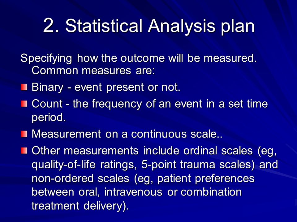 statistical analysis Many different organizations use statistical analysis to describe and analyze data and to predict future trends learn about the different types of.