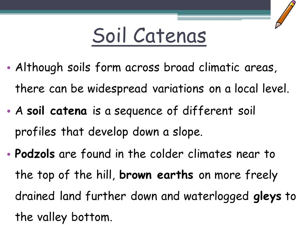 Learning objectives success criteria understand soil for Soil full form