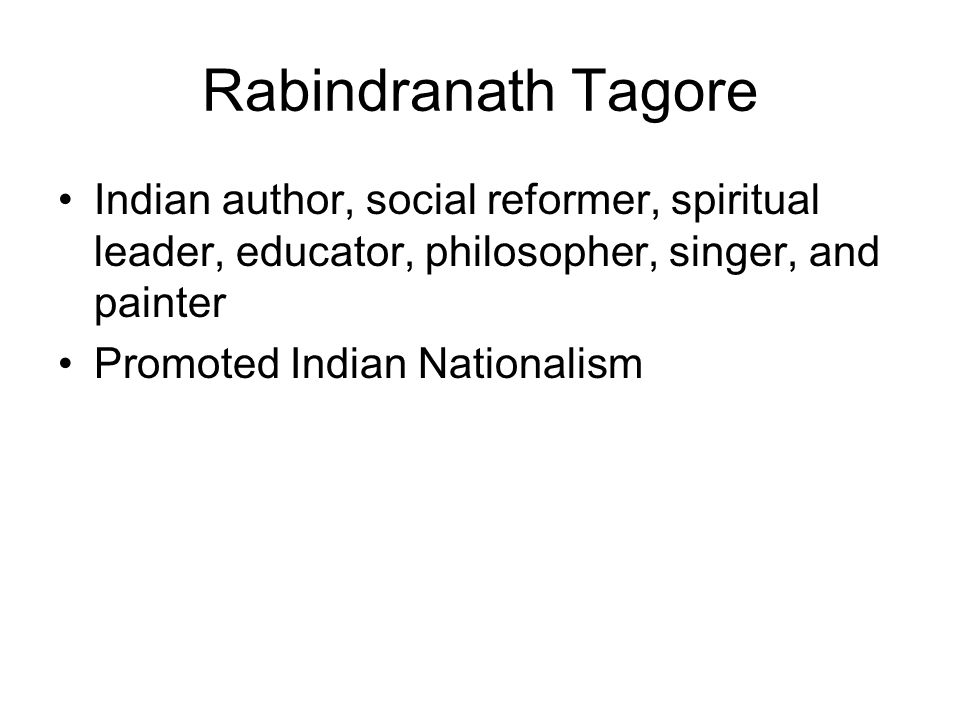 rabindranath tagore a social reformer - rabindranath tagore introduction rabindranath tagore rabindranath tagore also known as gurudev, was a renowned bengali poet, playwright, novelist, visual artist, composer, educationist, social reformer, nationalist and business-manager.