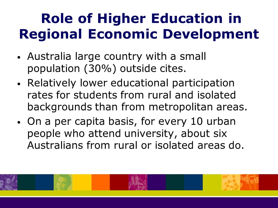 the role of education in economic development The hard truth is this - education has had no role to play in the economic development of india the sad facts are these: 1) only 815% of indians are graduates - only 815% of indians are graduates, census data show 2) nearly 47% of graduates.