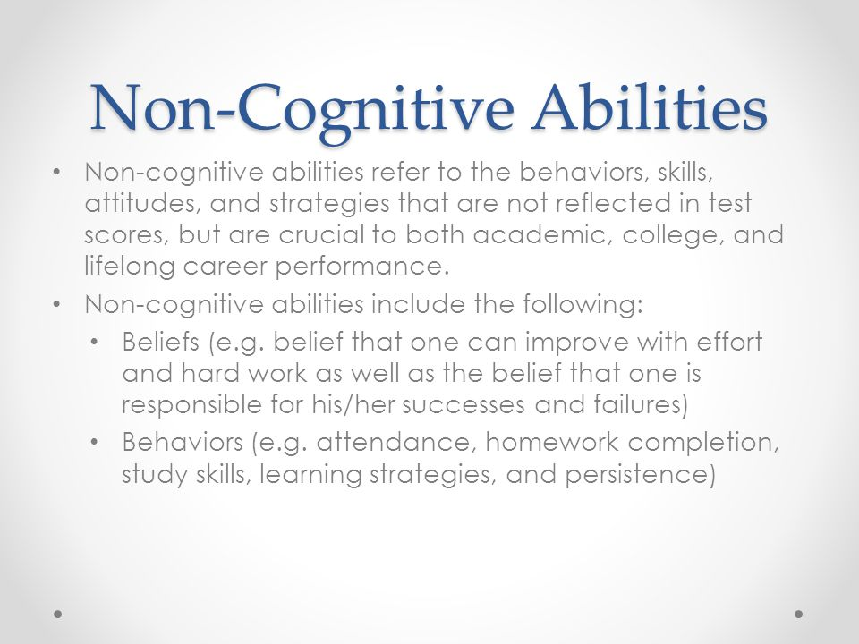 What Are Cognitive Skills in Children? - Study.com