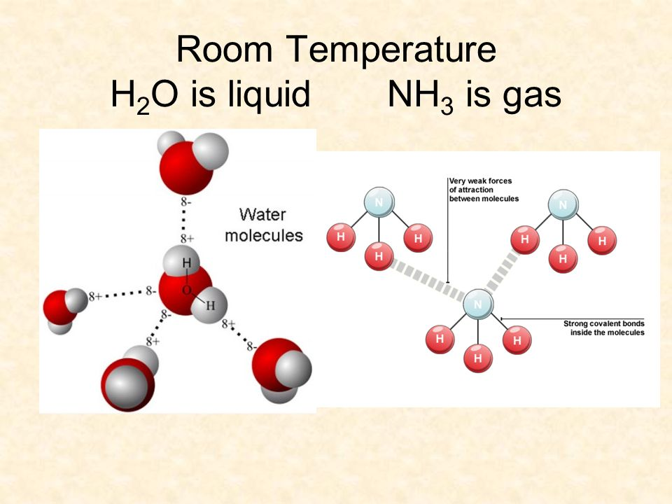 Nh State At Room Temperature