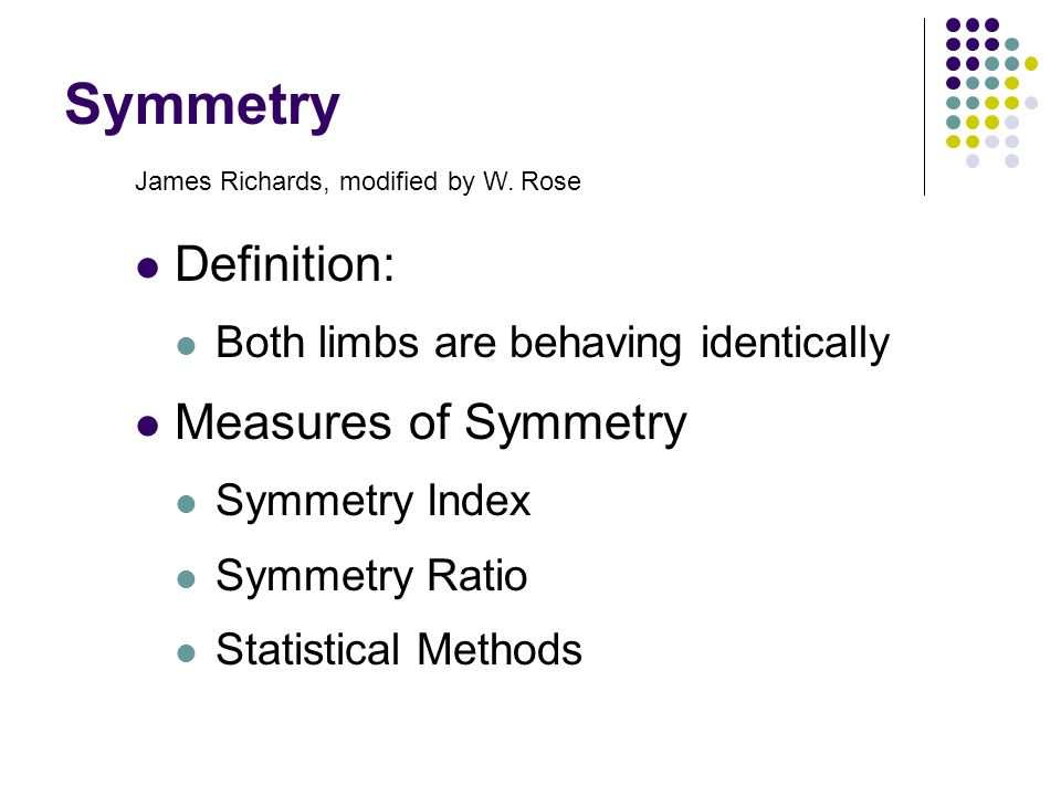 Symmetry definition measures of symmetry ppt video for Meaning of symmetrical