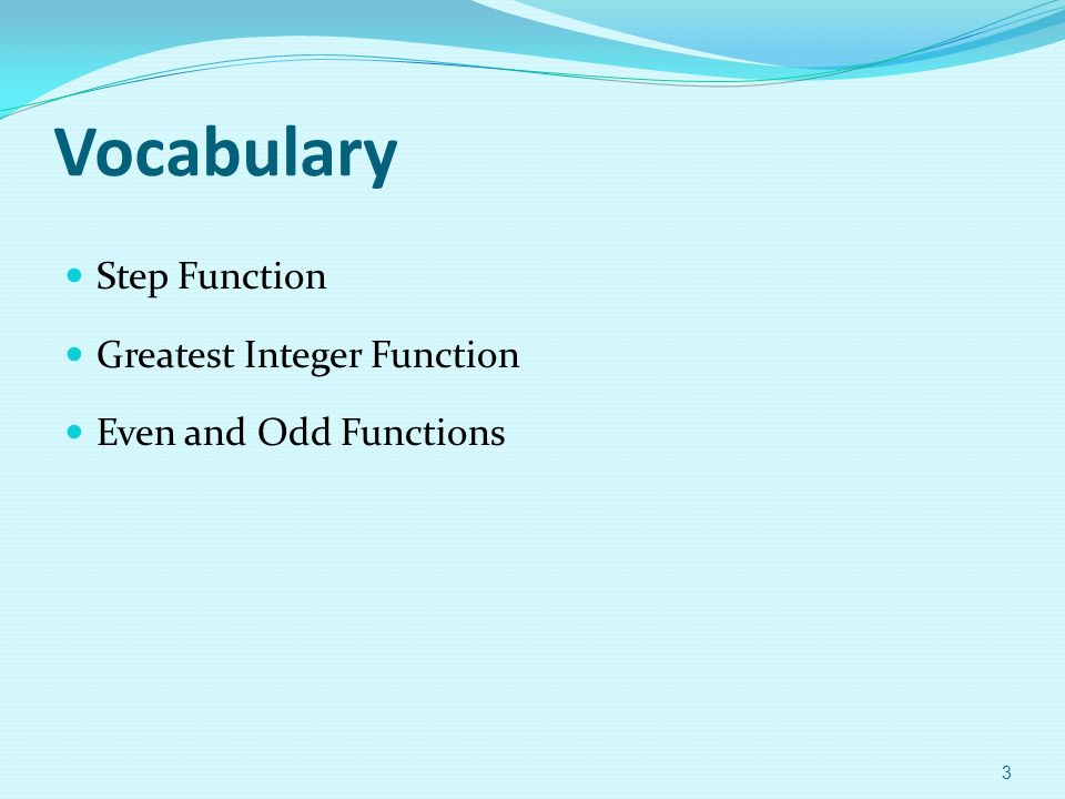 Chapter 1 Functions and Their Graphs ppt download – Greatest Integer Function Worksheet