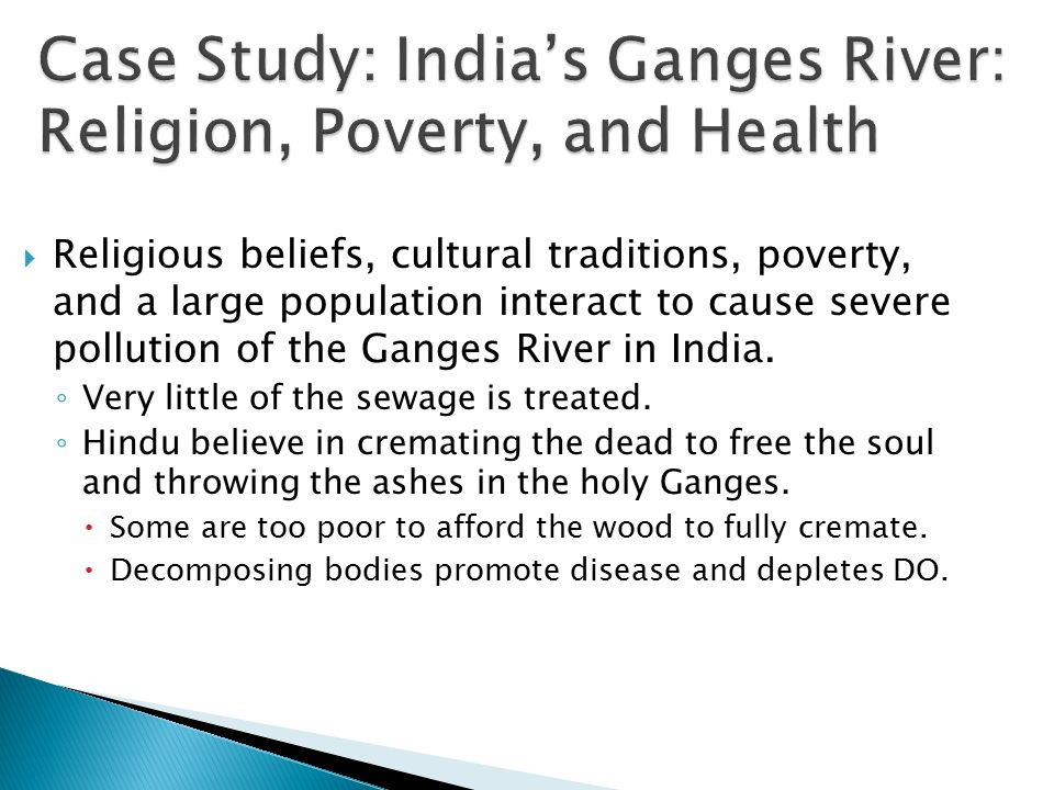 poverty and pollution case That poverty leads to pollution and stands in the way of its control that is not a new argument, but it has seldom  in any case, the remedies suggested.