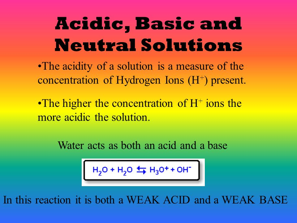 the solution to the acidic water of the river Which of the following salts, when added to water, would produce the most acidic solution a) kbr b) nh 4no 3 c) alcl 3 d) na 2hpo 4.