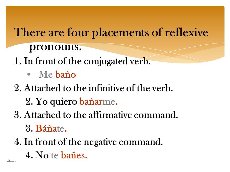 Probarse Conjugation