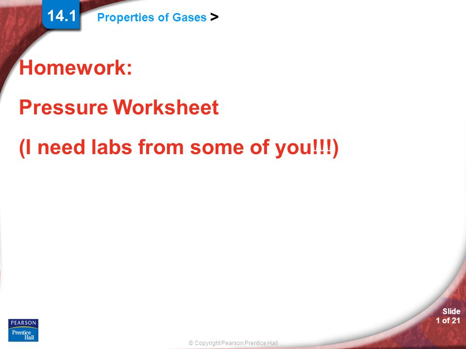 1 Homework Pressure Worksheet I Need Labs From Some Of You: Air Pressure Worksheet At Alzheimers-prions.com