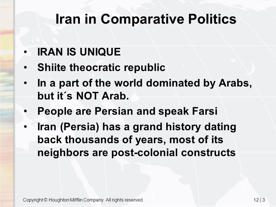 a history of political authoritarianism in iran 2018-8-6  authoritarianism is a political stance supporting forms of government characterized by  in authoritarian states like iran,  all through history.