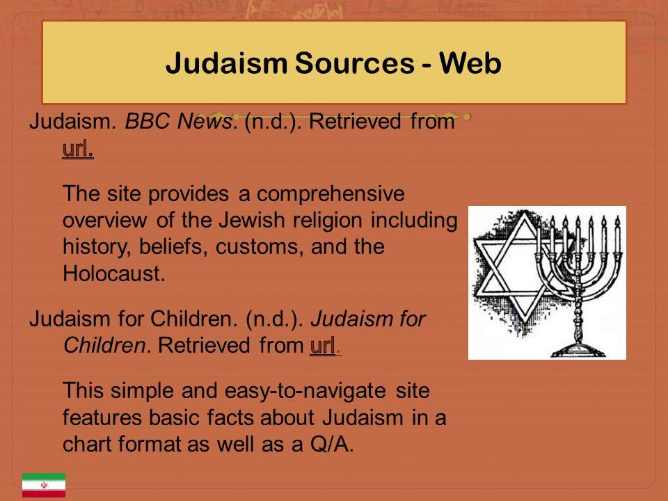how to explain judaism to a child