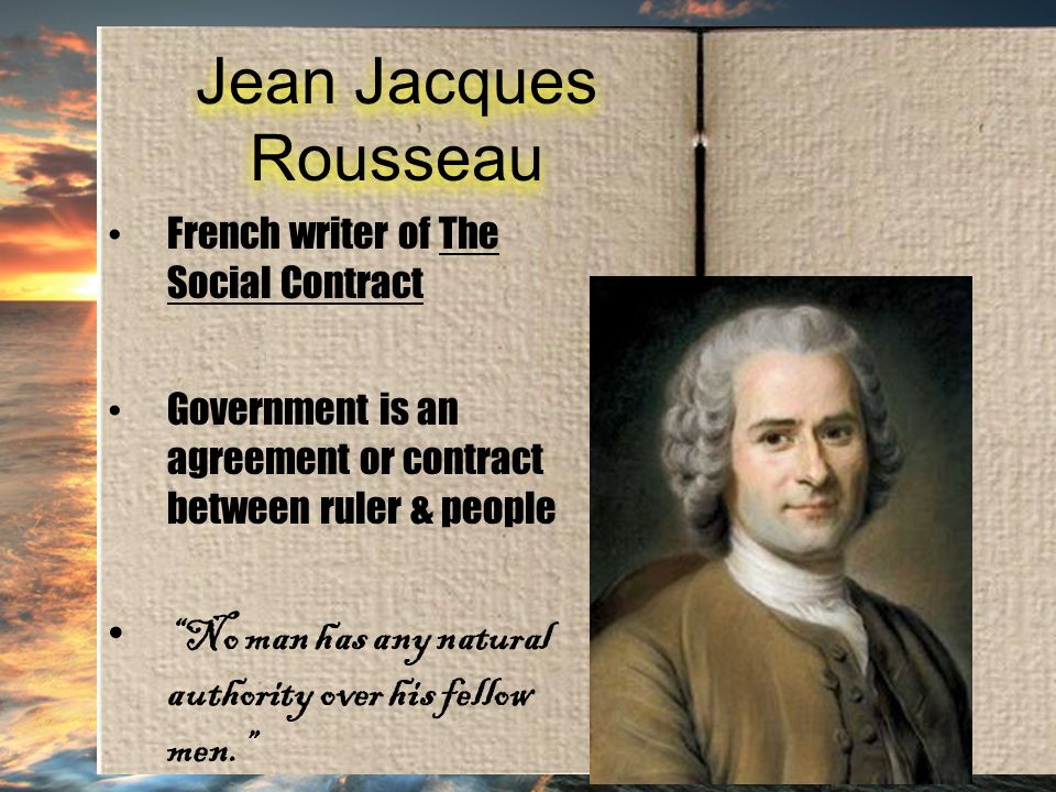 a research on jean jacques rousseau and the social contract theory Amazoncom: social contract rousseau by jean-jacques rousseau and donald a cress paperback routledge philosophy guidebook to rousseau and the social contract (routledge philosophy guidebooks) sep 4, 2003 by christopher bertram paperback.